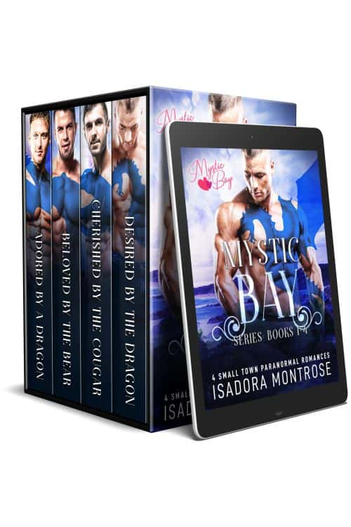 Mystic Bay Books 1-4 by Isadora Montrose