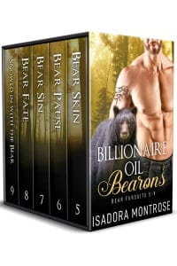 Billionaire Oil Bearons by Paranormal Romance Author Isadora Montrose