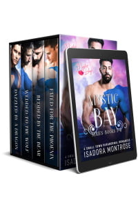 Mystic Bay Books 5-8 by Paranormal Romance Author Isadora Montrose